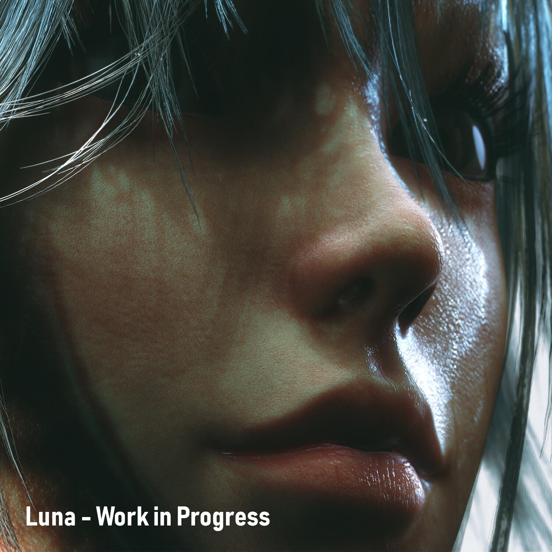 Luna - WORK IN PROGRESS
