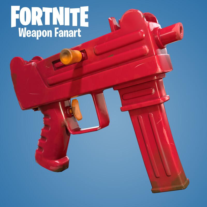BaconJam - Water Gun