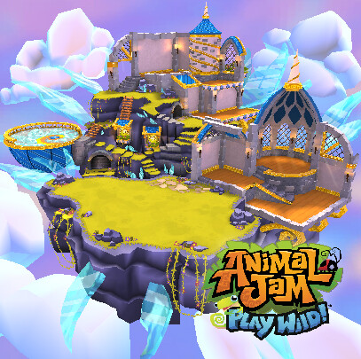 Animal Jam - Play Wild! - Pegasus Palace