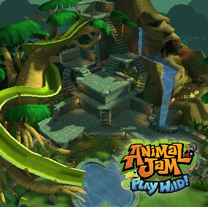Animal Jam - Play Wild! - Tiger Temple