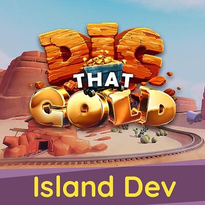 Dig That Gold - Islands