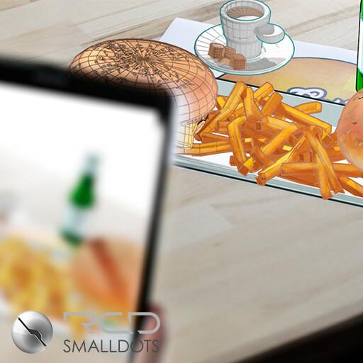 Virtual Menu