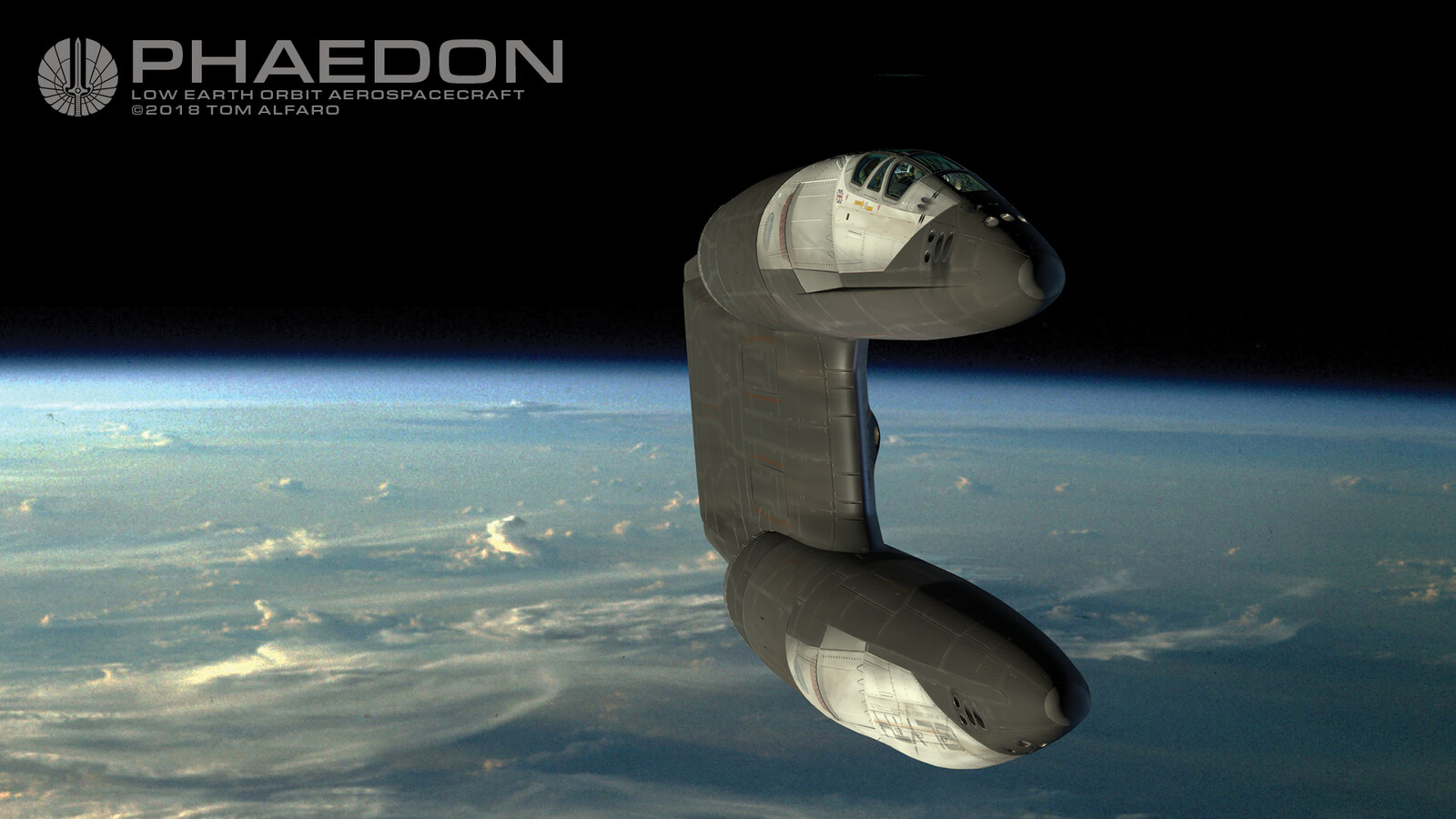 Phaedon on orbit