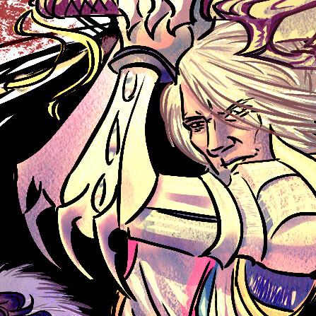 Fan Art: Knight and Nakama