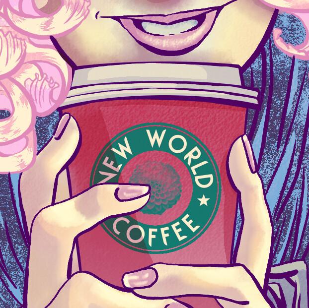 Print: Coffee Date