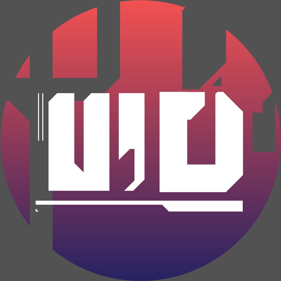 Wake From Death Logo and UI Concepts