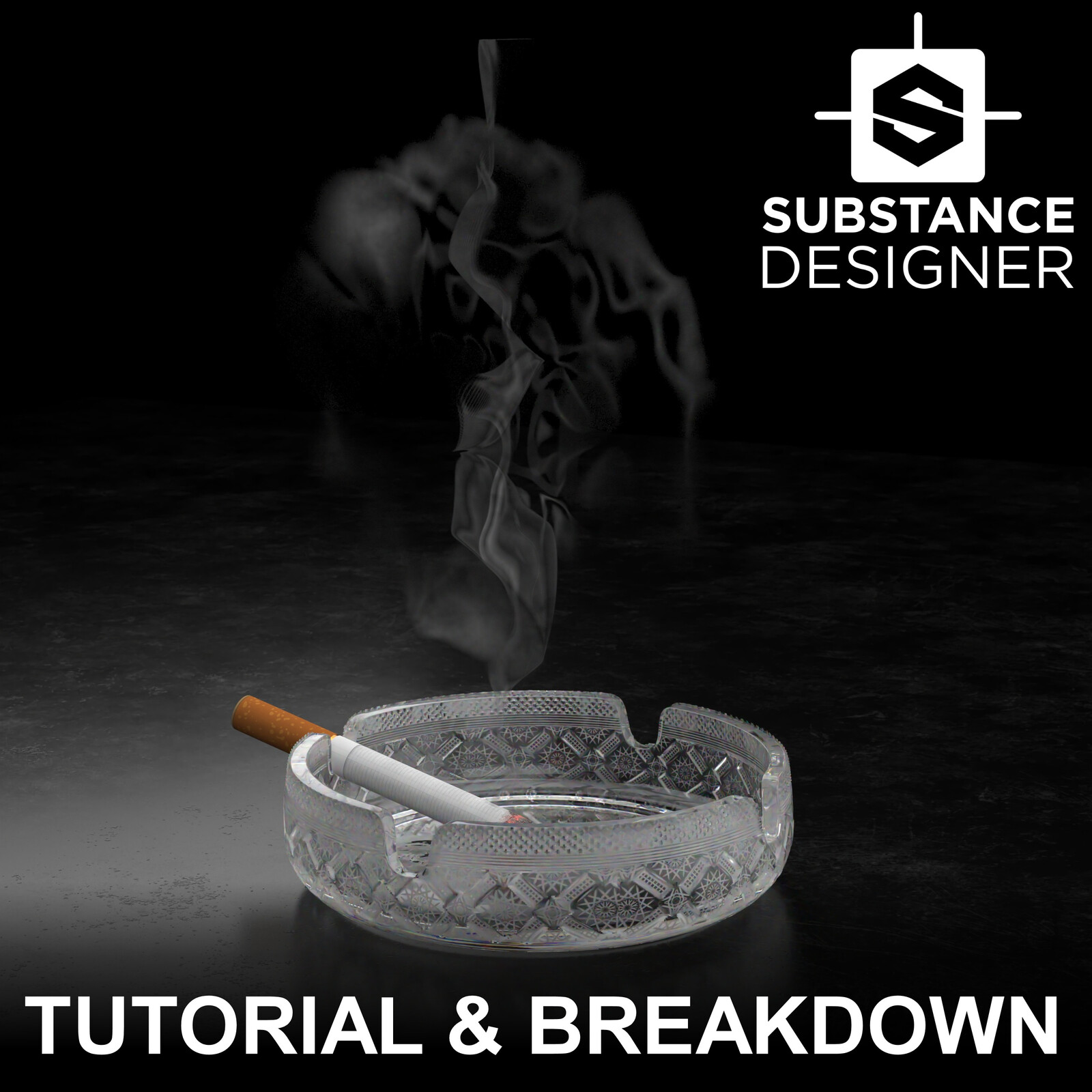 Cigarette & Smoke Substance - Tutorial and Breakdown