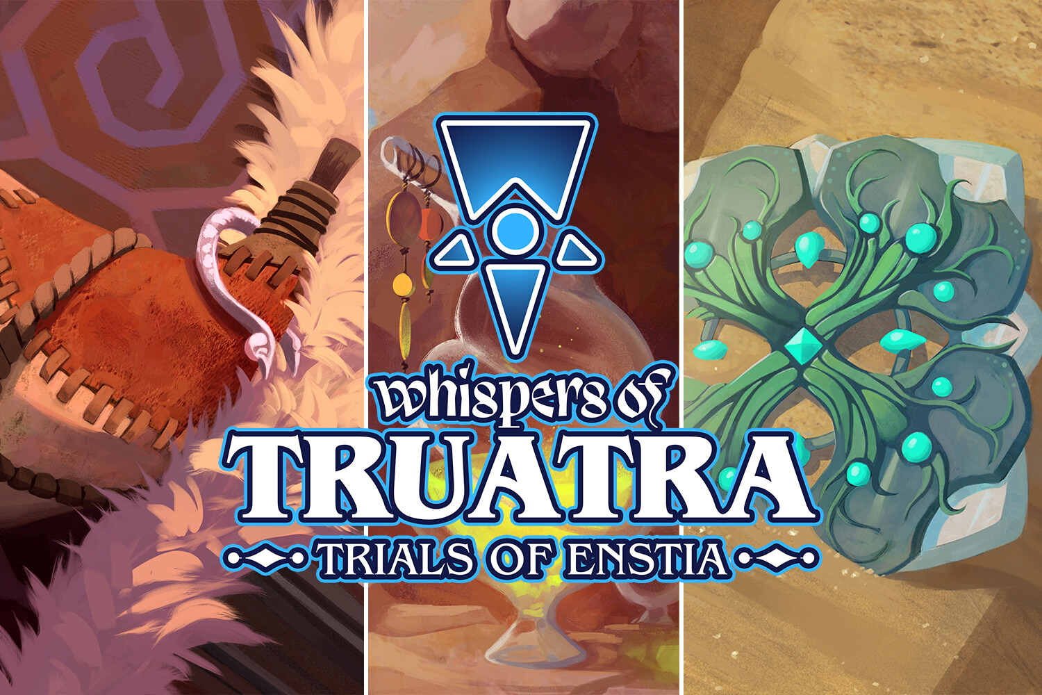 Whispers of Truatra Card Illustrations