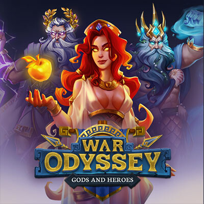 War Odyssey : Gods and Heroes | Characters