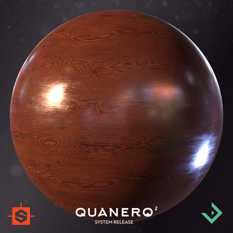 Quanero 2 - System Release | Smooth Wooden Floor
