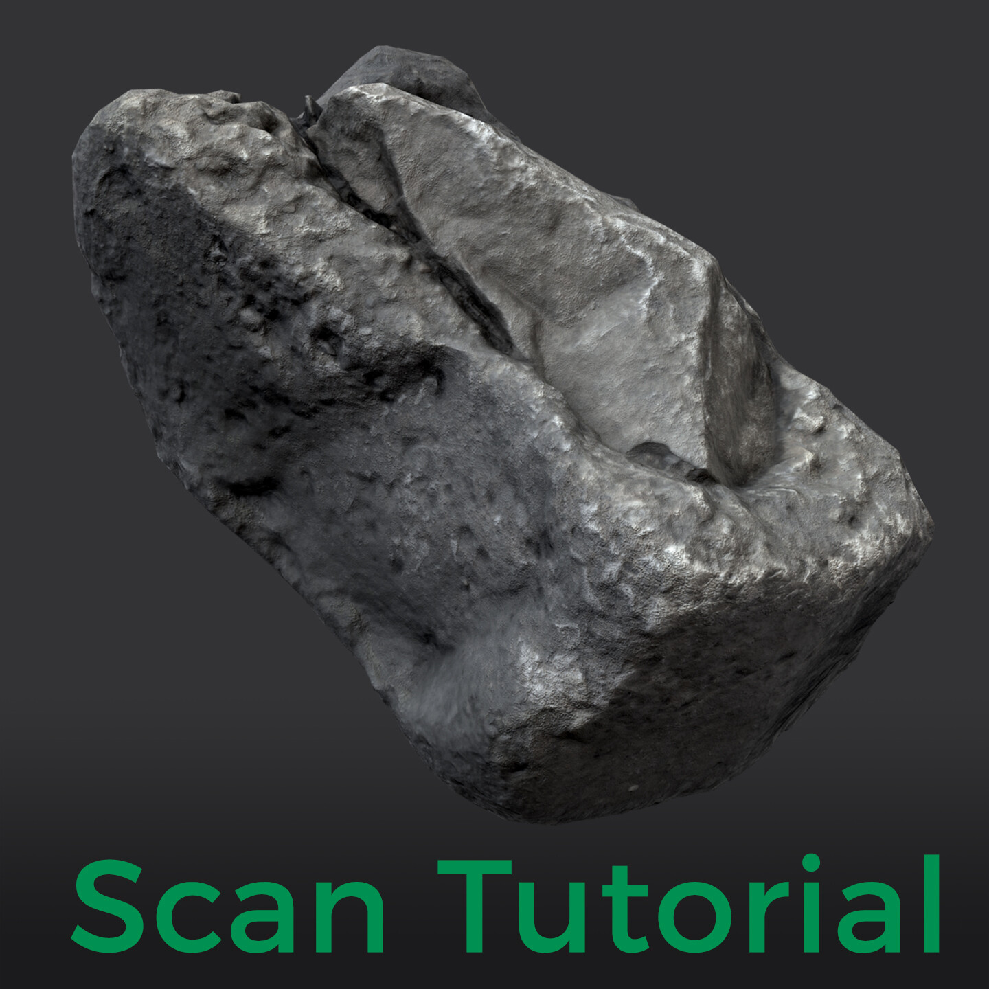 Rock Scan Tutorial - Scanning for games