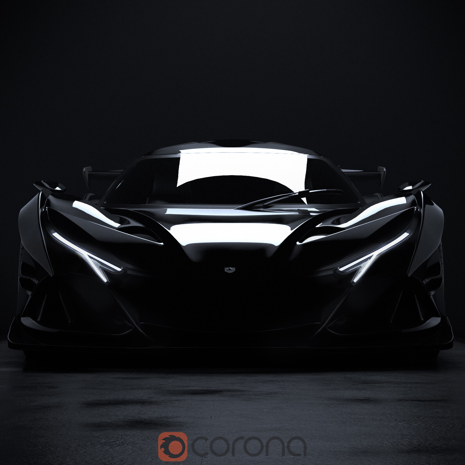 Apollo Intensa Emozione - Studio lighting