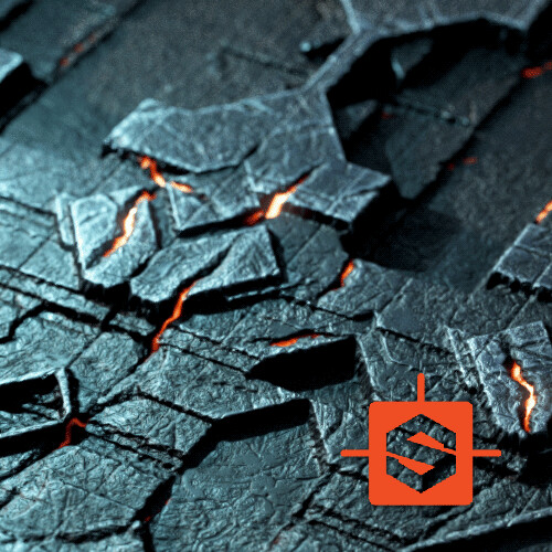 Dungeon Walls - Substance Designer