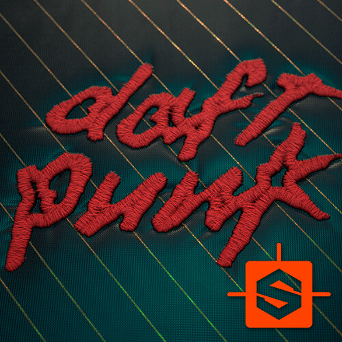 Daft Punk - Procedural Sewing - Substance