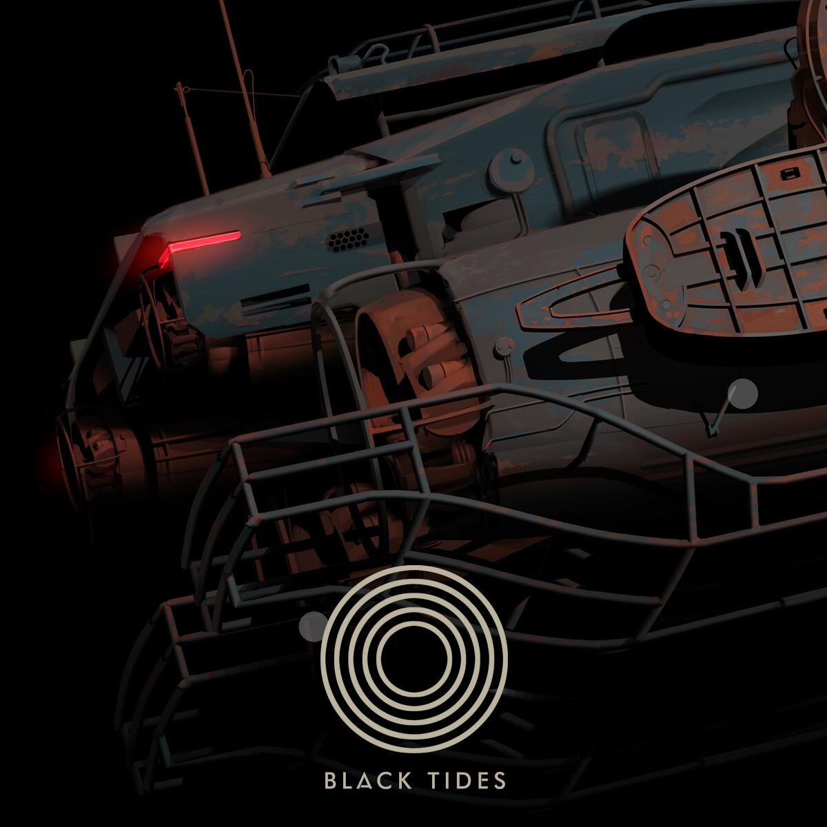 BLACK TIDES | KING FISHER