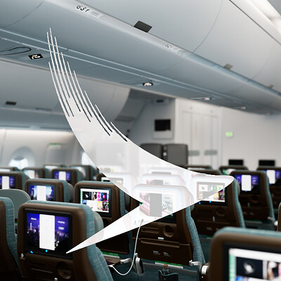 Cathay Pacific VR experience
