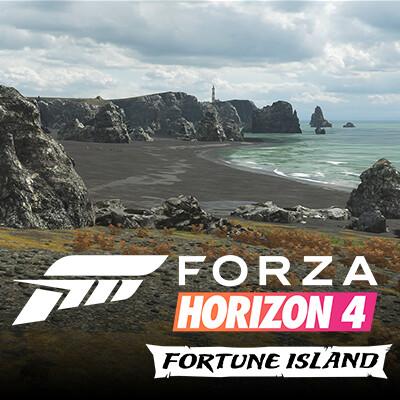 ArtStation - Forza Horizon 4 | Fortune Island, Gavin Clark