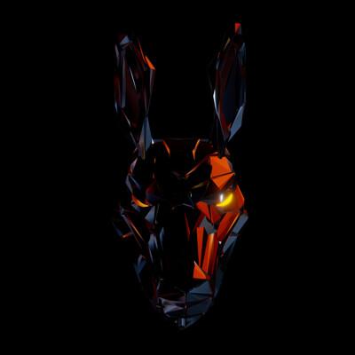 Ian crighton jackal crystal form