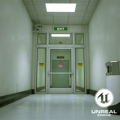 Unknown Hallway