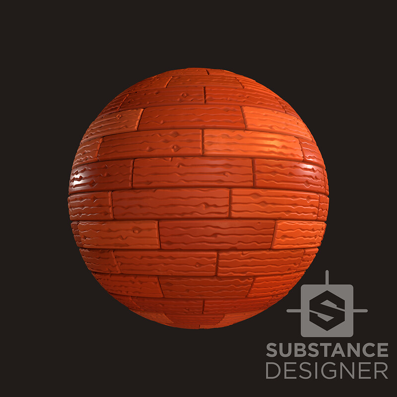 Stylized Wood