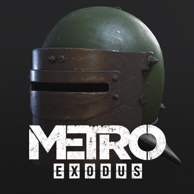 Helmet for Metro Exodus