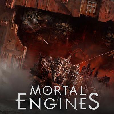 Weta workshop design studio thumbnail mortal engines keyframes