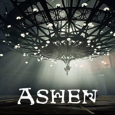 Shadow of the Ashen Boss Arena