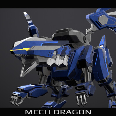 Alex wong mechdragon thumb