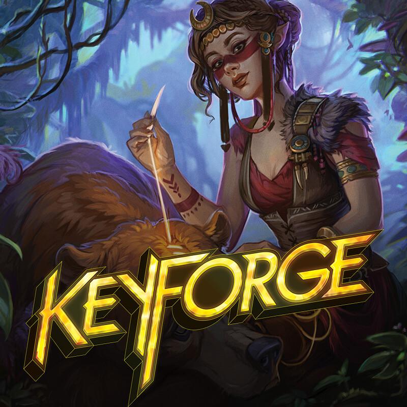Dharna, Keyforge