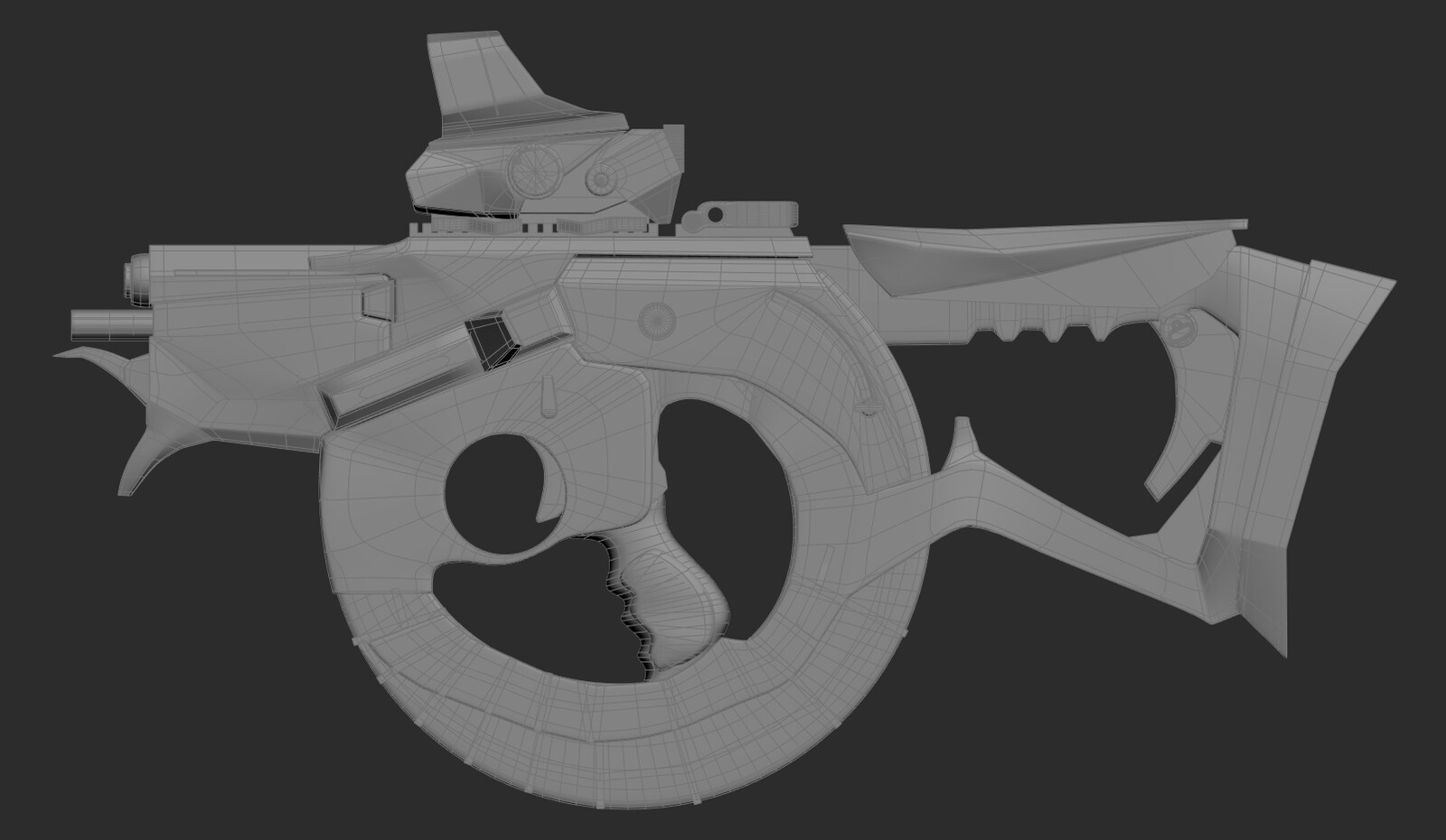 Gun Concept (WIP)