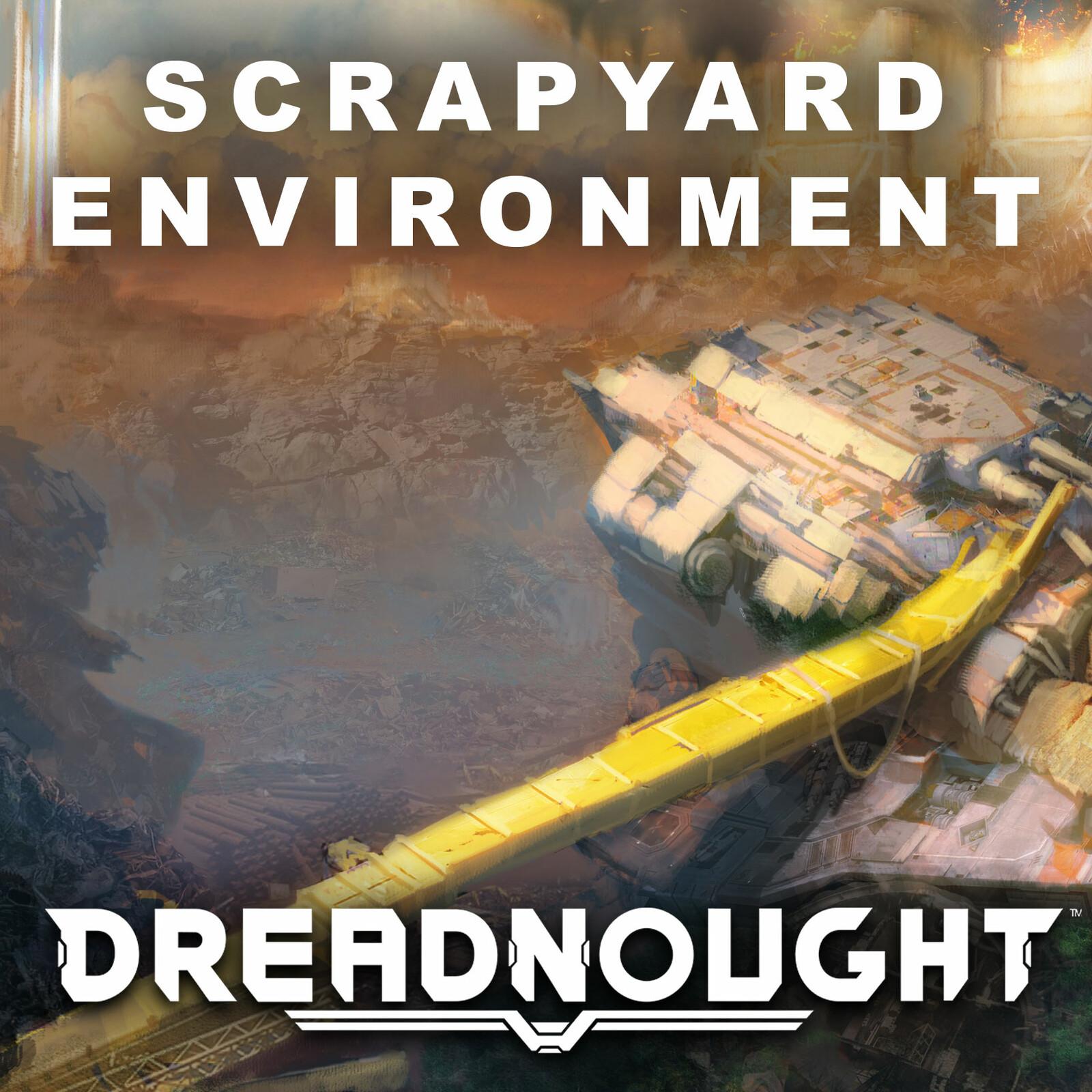 Scrapyard Environment