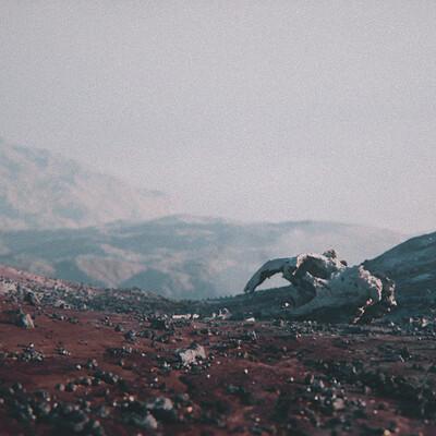 Roman senko fossil planet 03