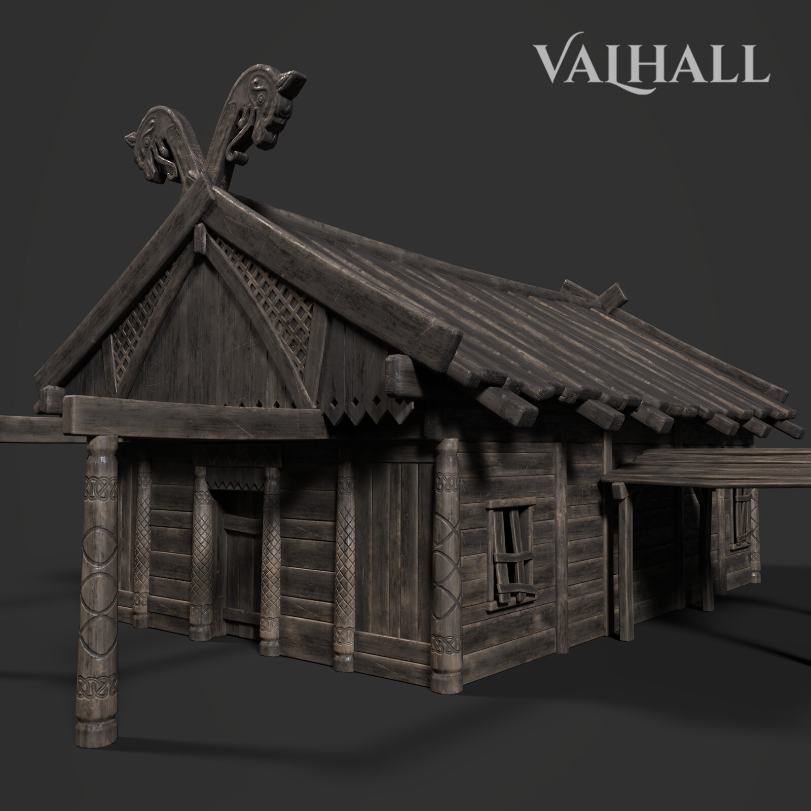 Viking Hut