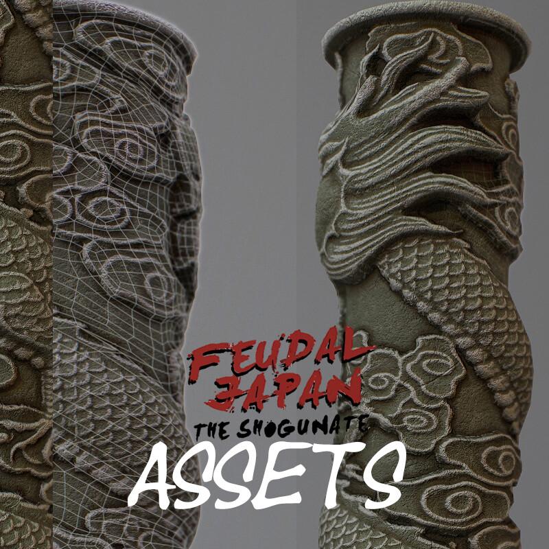 Feudal Japan : Assets
