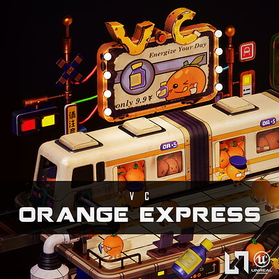 Nikolaos kaltsogiannis orange express thumbnail 01