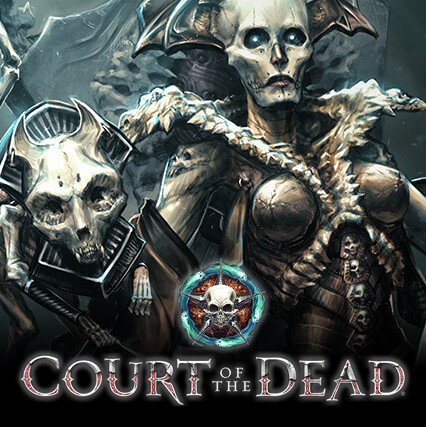 Xiall - Court of the Dead