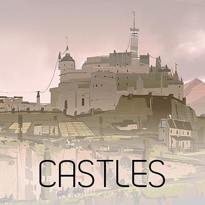 Piotr bzdura castles