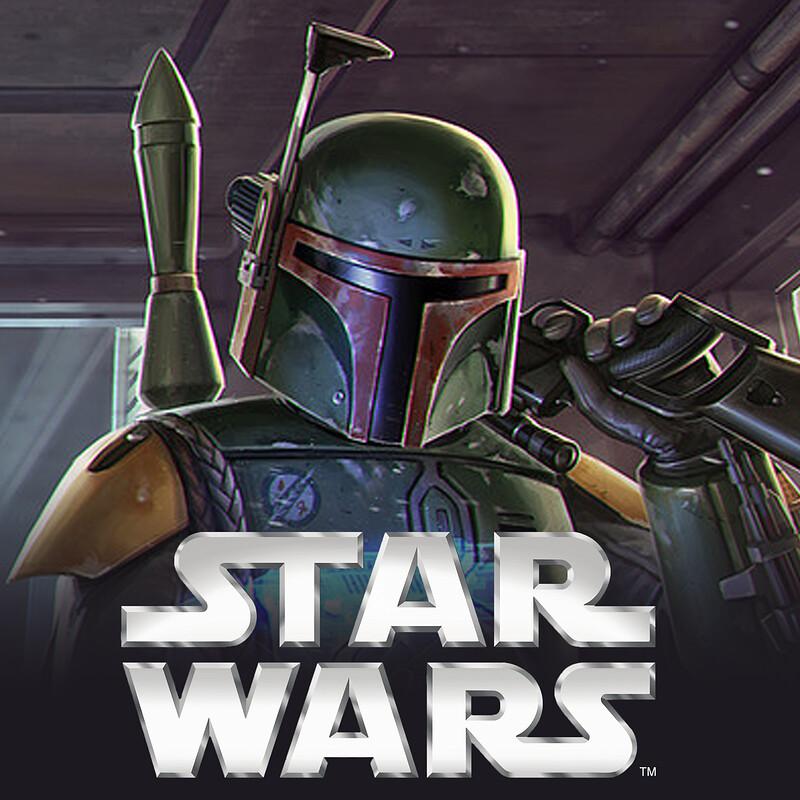 Star Wars LCG - Boba Fett