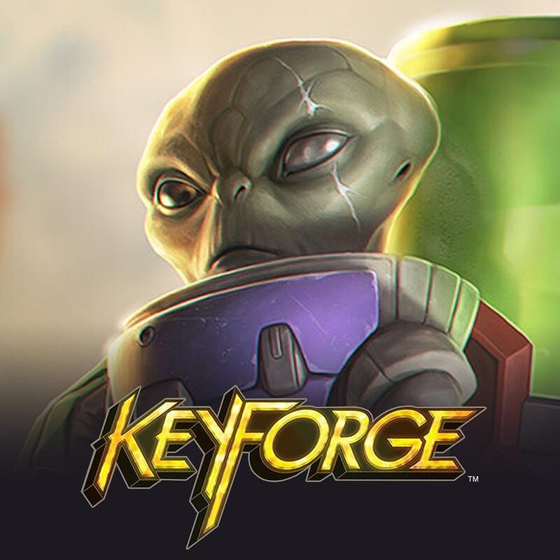 KeyForge - Yxili Marauder