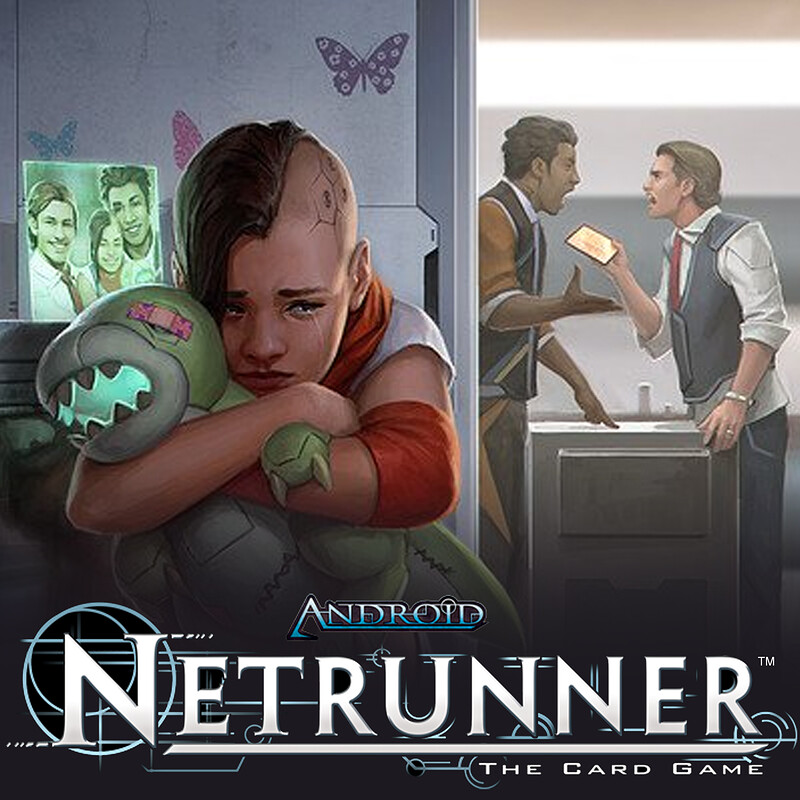 Android: Netrunner - Financial Collapse