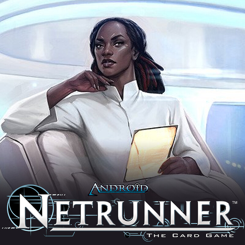 Android: Netrunner - Victoria Jenkins