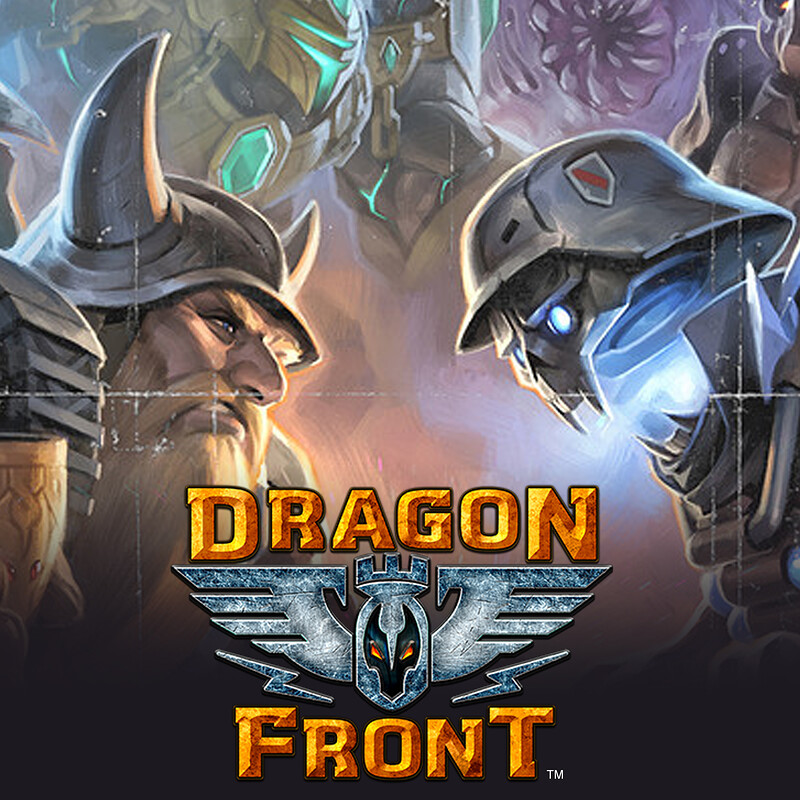 Dragon Front - Conquest Mode Marketing Illustration