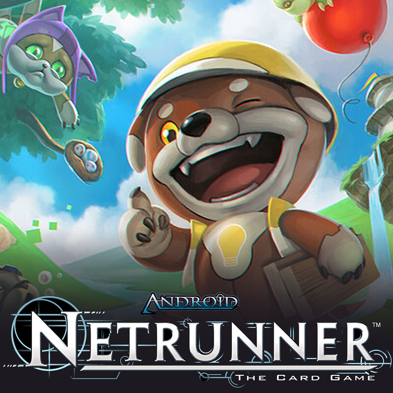 Android: Netrunner - Sunshine Junction