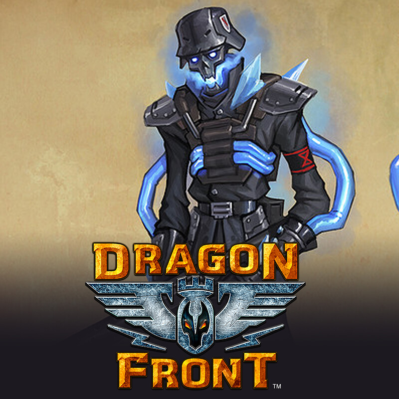 Dragon Front - Eclipse Character Concepts