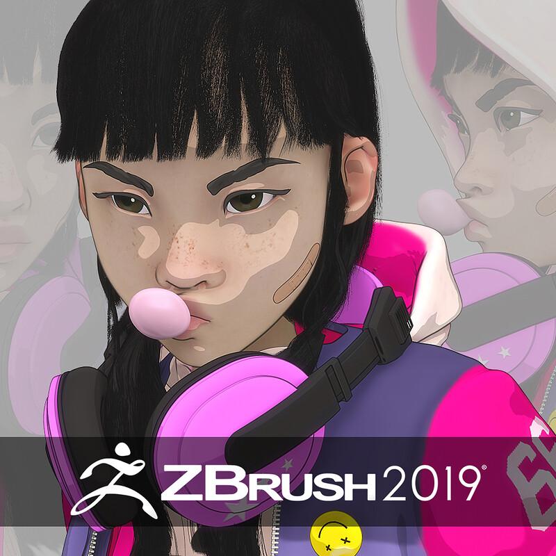 Zbrush 2019 BETA