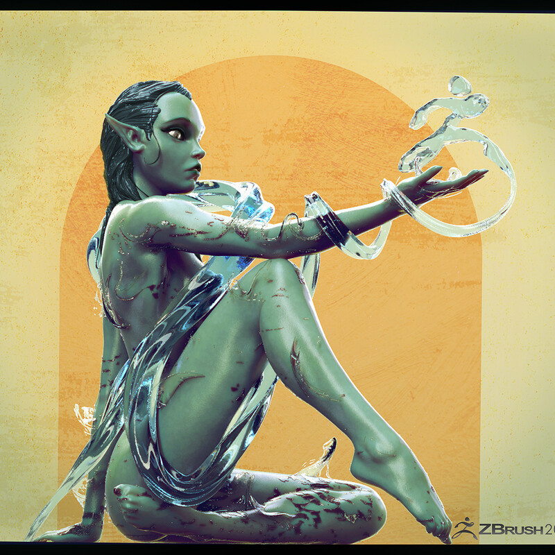 ZBrush 2019 Beta images