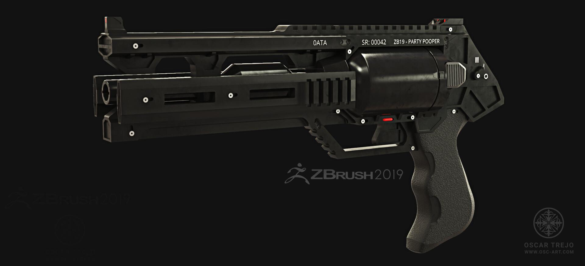 Osc-art - Zbrush 2019 Beta