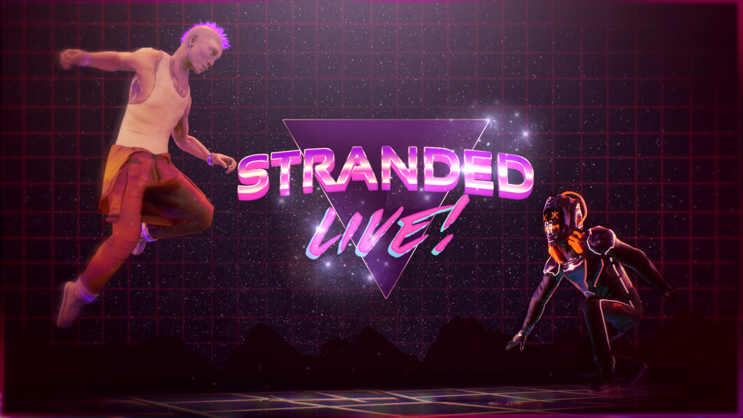 Stranded Live - Made in 5 days (Games Jam)