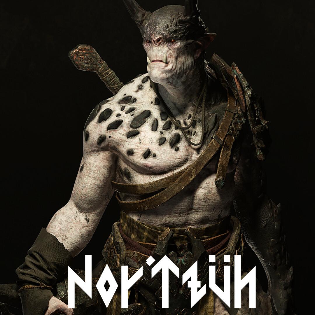 Nor'tzüh - The Cursed Demon