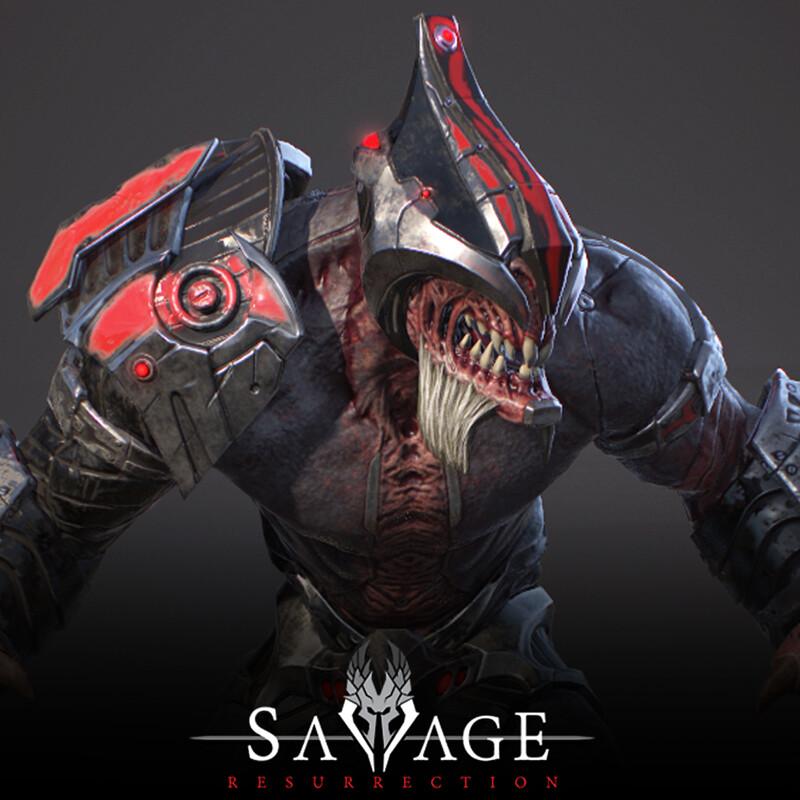 The Scavenger (Base + Bonus Gear Set)